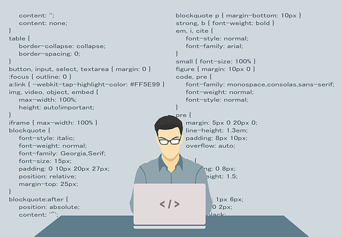 Programmatore al compueter